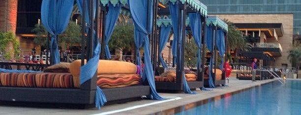 M Resort Spa Casino is one of Vegas.