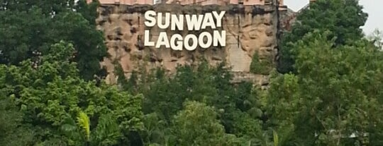 Sunway Lagoon is one of KL.