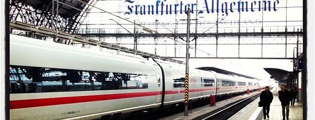 Frankfurt (Main) Hauptbahnhof is one of Frankfurt for Non-Frankfurters.