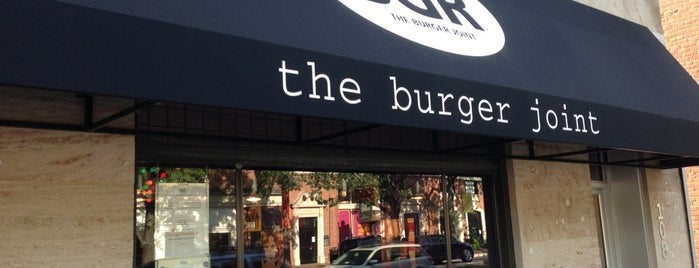 BGR - The Burger Joint is one of 2011 Cheap Eats In VA.