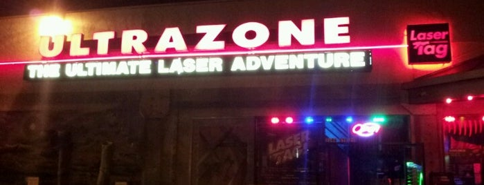 Ultrazone Laser Tag is one of Things to do in San Diego.