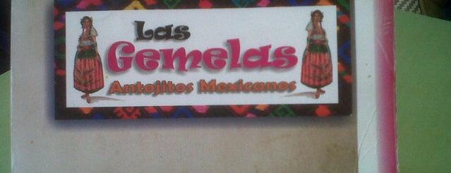 Las Gemelas is one of Garnachas.