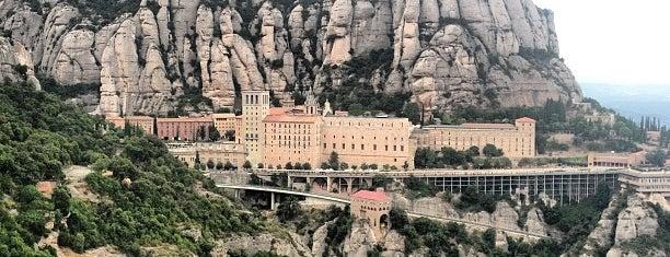 Muntanya de Montserrat is one of Sota el cel.