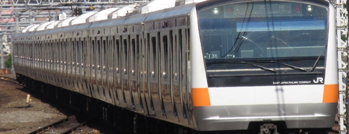 """JR Nakano Station is one of """"JR"""" Stations Confusing."""