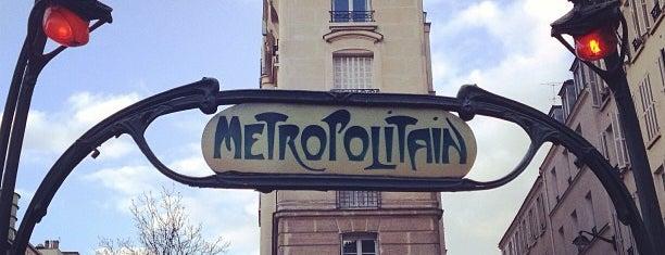 Métro Parmentier [3] is one of Métro de Paris.