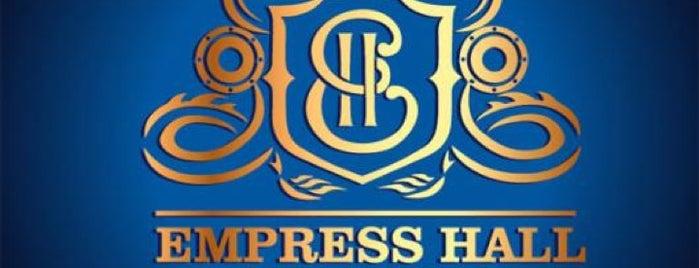 Empress Hall is one of VISA Мир Привилегий 2013 (рестораны) (Москва).