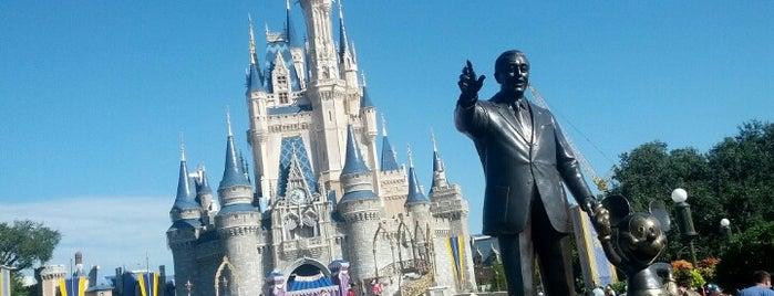 Magic Kingdom® Park is one of Walt Disney World Parks.