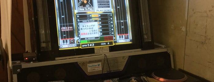 ザ・インドアゲーム is one of 関西のゲームセンター.