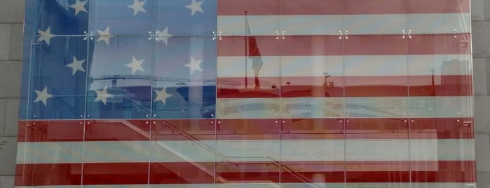 The Flag House & Star-Spangled Banner Museum is one of War of 1812 Bicentennial Celebration.