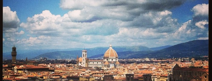 Piazzale Michelangelo is one of Free WiFi - Italy.