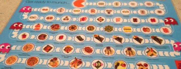 YO! Sushi is one of Must-visit Food in Bloomsbury.