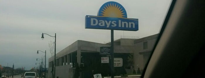 Days Inn Fallsview is one of Top 10 Hotels in Niagara Falls (ranked by guests).