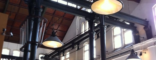 Café Restaurant Amsterdam is one of My Favorite Restaurants.