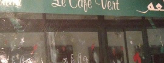 Café Vert is one of Restos.