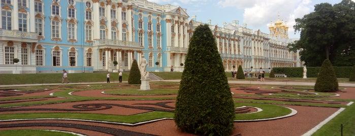 Государственный музей-заповедник «Царское Село» is one of Санкт-Петербург.