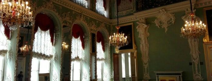Строгановский дворец / Stroganov Palace is one of Санкт-Петербург.