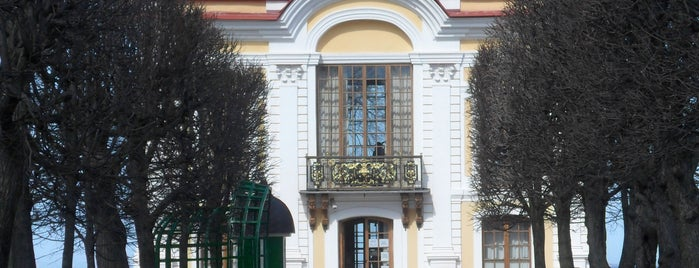 Дворец Марли is one of Санкт-Петербург.