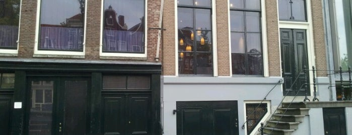 Anne Frank House is one of Must-visit Musea Amsterdam.