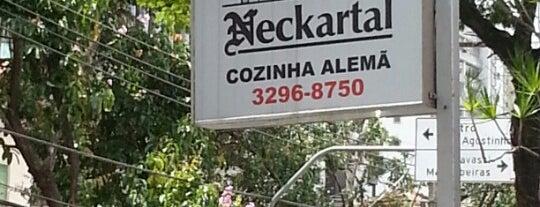 Neckartal is one of O caminho das Tchelas BH.