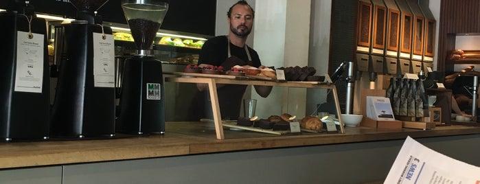 Allpress Espresso is one of Top picks for Cafés.