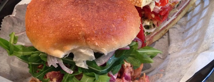 Meat Hook Sandwich is one of To Try.