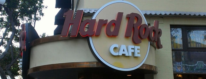Hard Rock Cafe San Diego is one of Hardrock Cafe's.
