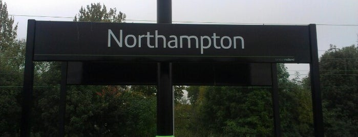 Northampton Railway Station (NMP) is one of Railway Stations in UK.