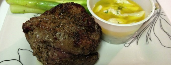 Perry's Steakhouse and Grille is one of Houston's Best Steakhouses - 2012.