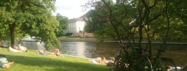 Schlosspark Bellevue is one of My Berlin.