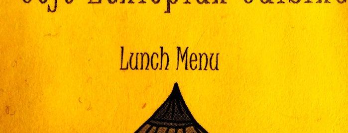 Gojo Ethiopian Cuisine is one of New Places to Explore.