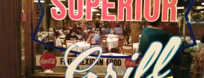Superior Grill is one of BARS.