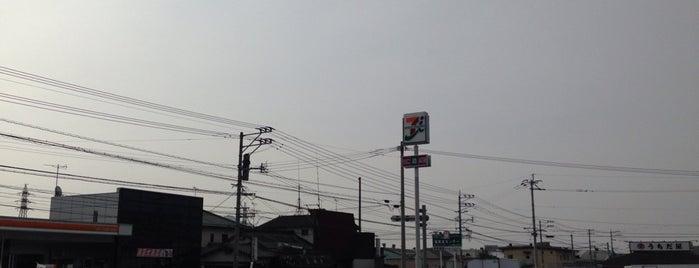 セブンイレブン 古賀日吉三丁目店 is one of セブンイレブン 福岡.
