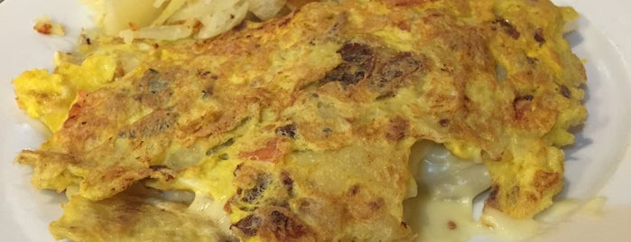 Merchantville Diner is one of The Best New Jersey Diners.