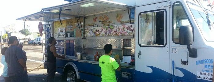 Biersal Food Truck - Golden Hill - San Diego, CA - Yelp