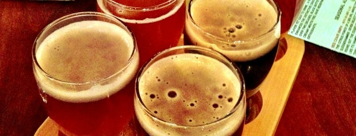 Deschutes Brewery & Public House is one of Portland - Best Local Breweries.