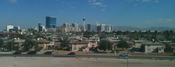 Blackstone Hotel Las Vegas is one of Vegas.