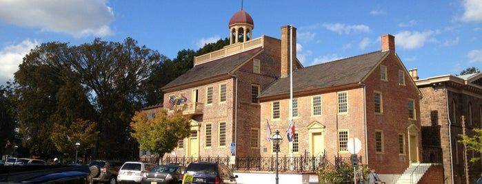 New Castle Court House Museum is one of Best Places to Check out in United States Pt 2.