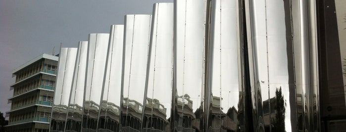 Govett Brewster Art Gallery is one of New Plymouth To-Do List.