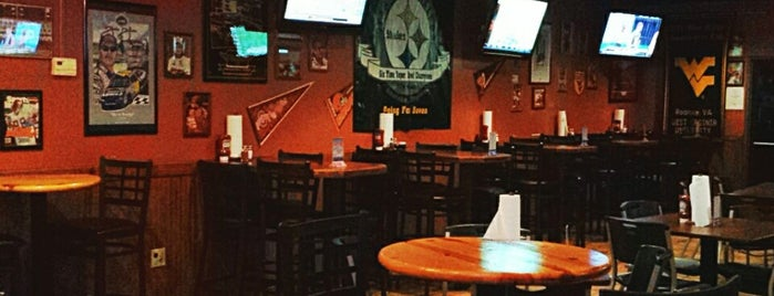 Allsports Cafe is one of Local Redskins Rally Bars.