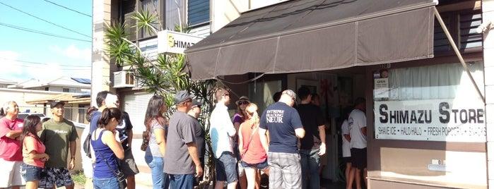 Shimazu Store is one of Honolulu to-do-lisy.