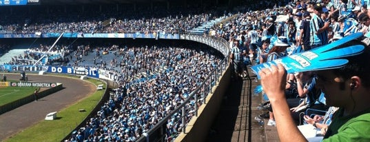 Estádio Olímpico Monumental is one of Meus locais.