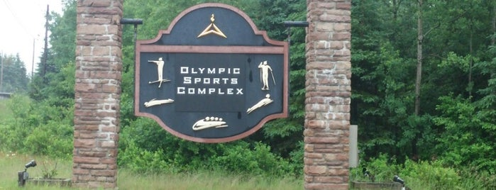 Olympic Sports Complex is one of Landmarks.