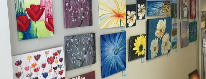 Mulberry Art Studios is one of First Friday in Lancaster.