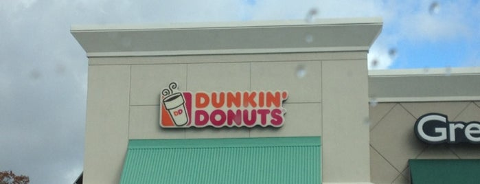Dunkin Donuts is one of Eateries!.
