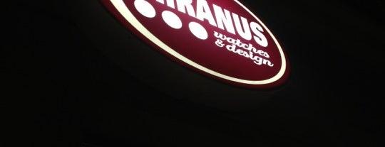 Uhranus is one of Berlin to do.