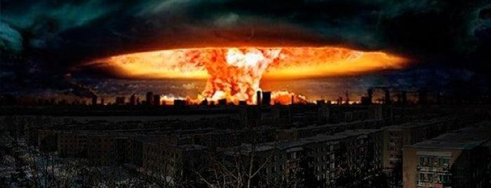 21.12.12. Апокалипсис is one of flash mob.