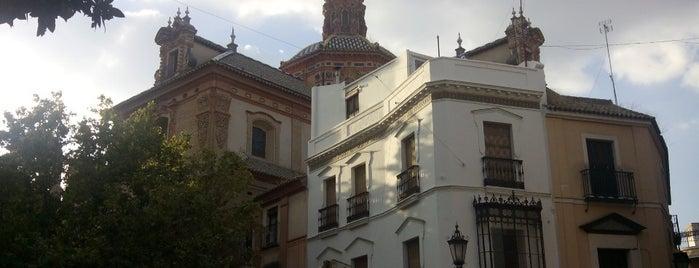 Calle San Pablo is one of Intra - Conventus (Conventos Intramuros Sevilla).