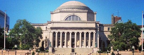 Columbia University is one of New York 2012.