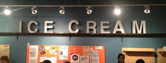 Pop-Up Ice Cream Parlour is one of Raleigh Favorites.