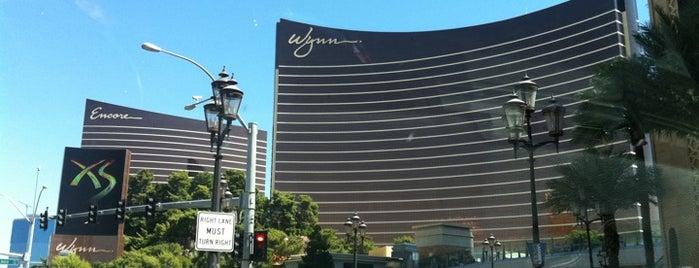 Encore Las Vegas is one of Viva Las Vegas.